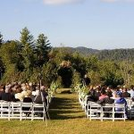 Outside ceremony